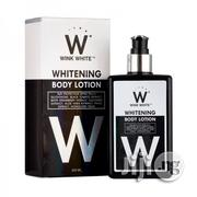 Wink White Body Lotion   Bath & Body for sale in Lagos State, Badagry