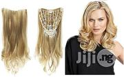 Hair U Wear 20 Inch Wavy Extension - Ginger Blonde/Medium Golden Blonde | Hair Beauty for sale in Lagos State, Ikeja