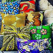 Lovely African Ankara Made Throw Pillows | Home Accessories for sale in Lagos State, Yaba