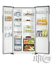 Side By Side Refrigerator-ref67ws-516l | Kitchen Appliances for sale in Abuja (FCT) State, Maitama
