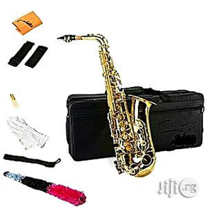 Premier England Alto Saxophone With Accessories - Gold