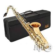 Yamaha Tenor Saxophone - Gold | Musical Instruments & Gear for sale in Lagos State, Lagos Mainland