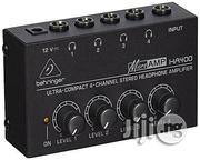 Behringer HA400 4-channel Stereo Headphone Amp | Headphones for sale in Abuja (FCT) State, Central Business District