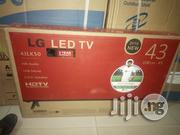 LG 43 Inches LED With Full HDMI 2 Years Warranty | TV & DVD Equipment for sale in Lagos State, Ojo