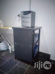 Enclosed 4-battery Inverter Batteries Rack/Cabinet | Electrical Equipments for sale in Lagos State, Ikeja
