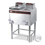 Generic Electric Deep Fryer 20x20 Liter Basket | Restaurant & Catering Equipment for sale in Abuja (FCT) State, Gwarinpa