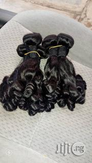 14 Inches 100% Funmi Curls Human Hair | Hair Beauty for sale in Lagos State, Ikeja