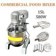 Generic Food Cake Mixer Gear Driven 15qt B15 Commercial | Restaurant & Catering Equipment for sale in Abuja (FCT) State, Maitama