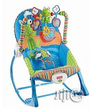 Fisher-Price Infant to Toddler Rocker | Children's Gear & Safety for sale in Lagos State, Agboyi/Ketu