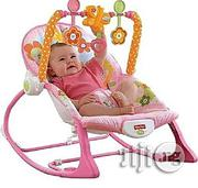 Fisher-price Infant-to-toddler Rocker -pink/Multicolor | Children's Gear & Safety for sale in Lagos State, Agboyi/Ketu