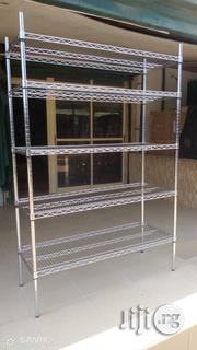 5 Steps Bread Cooling Rack With 1.8m Height | Store Equipment for sale in Abuja (FCT) State, Jabi