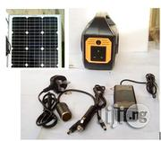 200watts Solar Generator With Inbuilt Lithium Battery-pure Sine Wave With 400watts Peak | Solar Energy for sale in Lagos State, Isolo