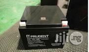 Prudent 12v 26ah Deep Cycle Battery   Solar Energy for sale in Lagos State, Ikeja