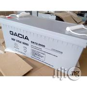 Gacia 12V 200AH Inverter Battery - German Technology | Electrical Equipment for sale in Lagos State, Ikeja