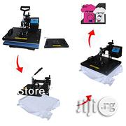 Generic T-shirt Heat Press Machine | Printing Equipment for sale in Delta State, Warri