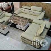 Leather Sofa by 7   Furniture for sale in Lagos State, Ojo