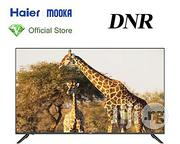 Mooka Haier Mooka Smart LED UHD Black 55-inch | TV & DVD Equipment for sale in Enugu State, Nsukka