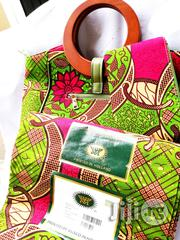 Affordable Ankara Bags With 6yards Wax Purse All Imported I   Bags for sale in Kebbi State, Birnin Kebbi