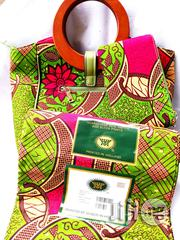 Affordable Ankara Bags With 6yards Wax Purse All Imported Iii   Bags for sale in Kebbi State, Birnin Kebbi