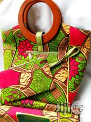 Affordable Ankara Bags With 6yards Wax Purse All Imported V   Bags for sale in Kebbi State, Birnin Kebbi