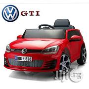 Volkswagen Licensed VW Golf GTI Ride on for Kids- Red | Toys for sale in Abuja (FCT) State, Gwarinpa