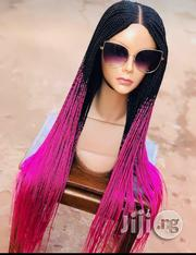 Mixed Colour Braided Wig | Hair Beauty for sale in Lagos State, Ikotun/Igando