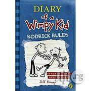Diary Of A Wimpy Kid- Rodrick Rules | Books & Games for sale in Lagos State, Oshodi-Isolo