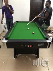 Pool Table With Complete Accessories | Sports Equipment for sale in Edo State, Ovia North East