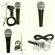 Shure Cord PG58 Microphone | Audio & Music Equipment for sale in Lagos State, Ikeja