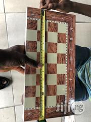 Wooden Chess Board | Books & Games for sale in Lagos State, Victoria Island