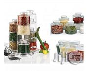 Set Of 6 Spice Shaker Bottle Jars | Kitchen & Dining for sale in Lagos State, Mushin