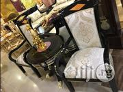 High Quality Console Chair 2 Chairs 1 Table Husband And Wife Chair | Furniture for sale in Lagos State, Ojo