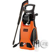 Black & Decker 1800W 140 Bar Pressure Washer, Orange/Black - PW1800SPL-B5 | Garden for sale in Oyo State, Ibadan