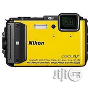 Nikon COOLPIX AW130 Waterproof and Shockproof Digital Camera With Built-In Wi-Fi (Yellow) | Photo & Video Cameras for sale in Abuja (FCT) State, Garki I
