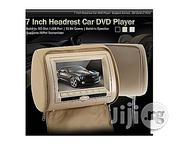 "Generic A Pair Of 7"" Car Headrest DVD Player/Monitor-biege Colour 