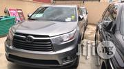 Toyota Highlander 2015 Silver | Cars for sale in Lagos State, Surulere