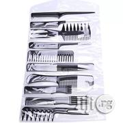 Professional Comb Set-10 Pieces | Hair Beauty for sale in Oyo State, Ibadan South West