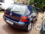 Volkswagen Golf 2002 Blue | Cars for sale in Lagos State, Egbe Idimu