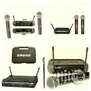 Shure Wireless Microphone PGX242 | Audio & Music Equipment for sale in Lagos State, Ikeja