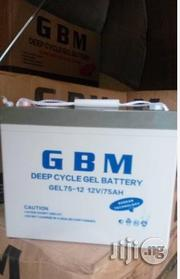 75ah GBM Inverter Battery | Electrical Equipments for sale in Lagos State, Ikeja
