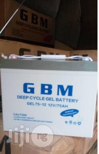 75ah GBM Inverter Battery