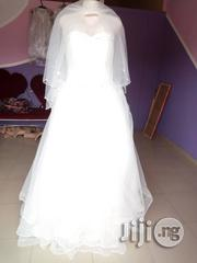 New White Wedding Gown | Wedding Wear for sale in Lagos State, Alimosho