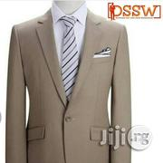 Men's Exclusive 2 Piece Suit: Jacket and Trouser With Free Ties | Clothing for sale in Lagos State, Kosofe