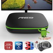 R69 Quad Core 4k Smart Tv Box, 1gb Ram 8gb Rom, Android 7.1.2 With Mini Keyboard/Mouse | TV & DVD Equipment for sale in Lagos State, Ikeja
