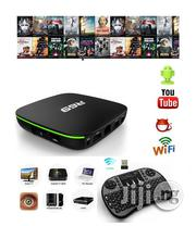 Smart Android TV Box Mini R69 With Mini Keyboard / Mouse Combo | TV & DVD Equipment for sale in Lagos State, Ikeja