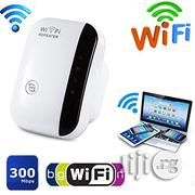 Wireless-N Wifi Repeater Ap Signal Extender Booster | Networking Products for sale in Lagos State, Ikeja