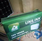 High Quality Unilink Solar Battery 12v/200ah | Solar Energy for sale in Lagos State, Victoria Island
