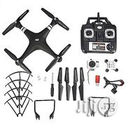 HR New 360 HD Camera Drone Wifi FPV Quadcopter | Photo & Video Cameras for sale in Abuja (FCT) State, Gwarinpa