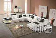 U Shape Sofa With LED Lights | Furniture for sale in Lagos State, Victoria Island