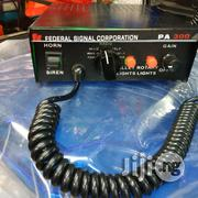 Siren Amplifier Pa 300 And 300W Speaker   Vehicle Parts & Accessories for sale in Lagos State, Ojo